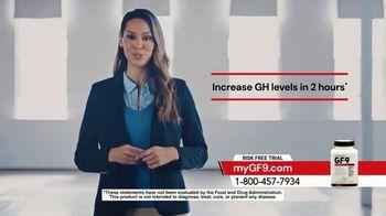 GF-9 TV Spot, 'Age' Featuring Greg Norman - Thumbnail 6
