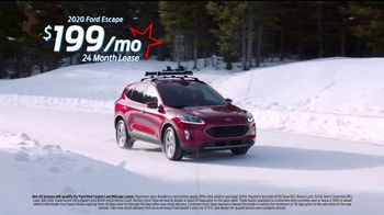 Ford Presidents Day TV Spot, 'In Honor: Escape' [T2] - Thumbnail 5