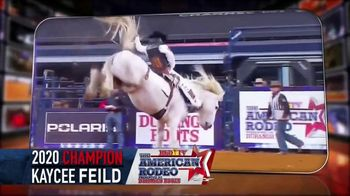 The American Rodeo TV Spot, '2021 Arlington: AT&T Stadium: Tickets on Sale' - Thumbnail 2