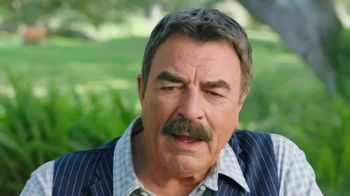 AAG Reverse Mortgage Loans TV Spot, 'Gotta Say Something' Featuring Tom Selleck - Thumbnail 10