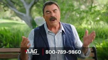 AAG Reverse Mortgage Loans TV Spot, 'Gotta Say Something' Featuring Tom Selleck - Thumbnail 2
