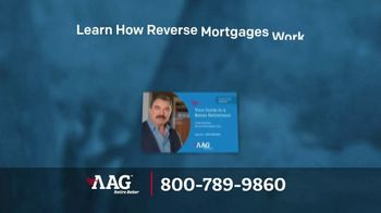 AAG Reverse Mortgage Loans TV Spot, 'Gotta Say Something' Featuring Tom Selleck - Thumbnail 3