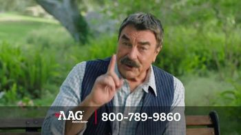 AAG Reverse Mortgage Loans TV Spot, 'Gotta Say Something' Featuring Tom Selleck - Thumbnail 5