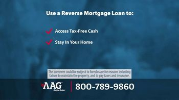 AAG Reverse Mortgage Loans TV Spot, 'Gotta Say Something' Featuring Tom Selleck - Thumbnail 6