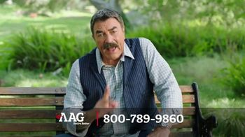AAG Reverse Mortgage Loans TV Spot, 'Gotta Say Something' Featuring Tom Selleck - Thumbnail 7