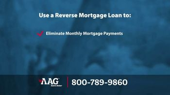 AAG Reverse Mortgage Loans TV Spot, 'Gotta Say Something' Featuring Tom Selleck - Thumbnail 8