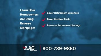 AAG Reverse Mortgage Loans TV Spot, 'Gotta Say Something' Featuring Tom Selleck - Thumbnail 9