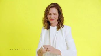 Trinny London TV Spot, 'Match2Me: The New Way To Buy Makeup' Featuring Trinny Woodall - Thumbnail 2