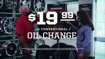 Big O Tires TV Spot, 'Trust: $70 Reward Card and Oil Change' - Thumbnail 3