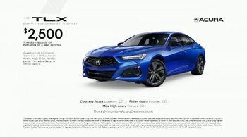 2021 Acura TLX TV Spot, 'Pushing the Limits of Premium Performance' [T2] - Thumbnail 10