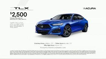 2021 Acura TLX TV Spot, 'Pushing the Limits of Premium Performance' [T2] - Thumbnail 9