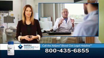 Napoli Shkolnik PLLC TV Spot, 'Xeljanz Blood Clots'