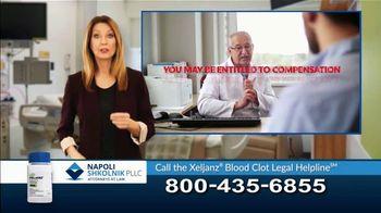 Napoli Shkolnik PLLC TV Spot, 'Xeljanz Blood Clots' - Thumbnail 2