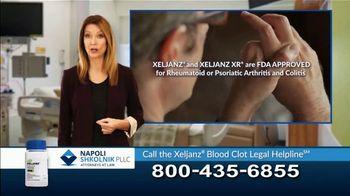 Napoli Shkolnik PLLC TV Spot, 'Xeljanz Blood Clots' - Thumbnail 3