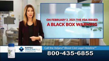 Napoli Shkolnik PLLC TV Spot, 'Xeljanz Blood Clots' - Thumbnail 5