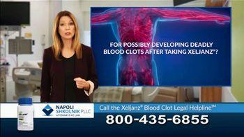 Napoli Shkolnik PLLC TV Spot, 'Xeljanz Blood Clots' - Thumbnail 7