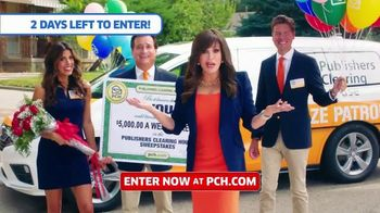 Publishers Clearing House TV Spot, 'This Is It: Two Days Left' Featuring Marie Osmond