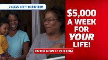 Publishers Clearing House TV Spot, 'This Is It: Two Days Left' Featuring Marie Osmond - Thumbnail 6