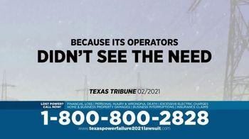 Watts Guerra TV Spot, 'Texas Power Grid Failure' - Thumbnail 1