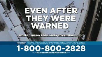 Watts Guerra TV Spot, 'Texas Power Grid Failure' - Thumbnail 2