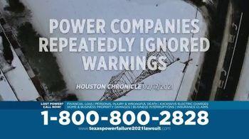 Watts Guerra TV Spot, 'Texas Power Grid Failure' - Thumbnail 3