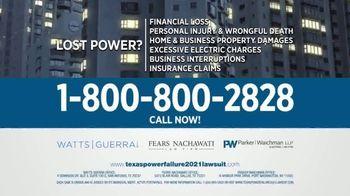 Watts Guerra TV Spot, 'Texas Power Grid Failure' - Thumbnail 6