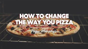 Papa Murphy's Cheeseburger Pizza TV Spot, 'Chow Down: $12' - Thumbnail 1