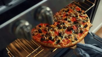 Papa Murphy's Cheeseburger Pizza TV Spot, 'Chow Down: $12' - Thumbnail 6