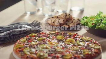 Papa Murphy's Cheeseburger Pizza TV Spot, 'Chow Down: $12' - Thumbnail 7
