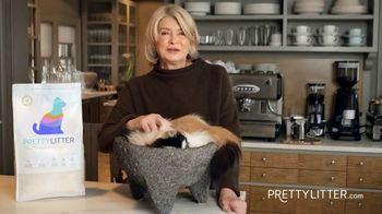 PrettyLitter TV Spot, 'Always Been a Cat Lover' Featuring Martha Stewart - Thumbnail 1