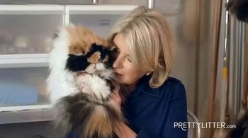 PrettyLitter TV Spot, 'Always Been a Cat Lover' Featuring Martha Stewart - Thumbnail 2