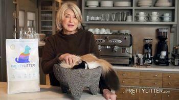 PrettyLitter TV Spot, 'Always Been a Cat Lover' Featuring Martha Stewart - Thumbnail 3