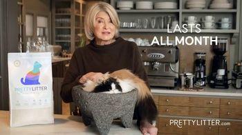 PrettyLitter TV Spot, 'Always Been a Cat Lover' Featuring Martha Stewart - Thumbnail 5