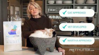 PrettyLitter TV Spot, 'Always Been a Cat Lover' Featuring Martha Stewart - Thumbnail 8