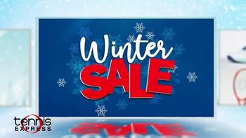 Tennis Express Winter Sale TV Spot, \'Shop Clearance Items\'