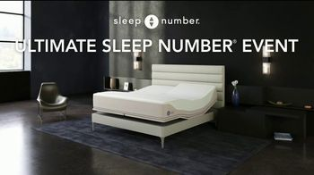 Ultimate Sleep Number Event TV Spot, 'Final Days: Save $1,000 and No Interest for 36 Months' - Thumbnail 1