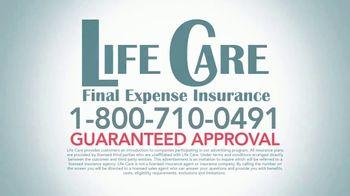 Life Care Services TV Spot, 'Final Expense Insurance' - Thumbnail 7
