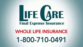 Life Care Services TV Spot, 'Final Expense Insurance' - Thumbnail 2