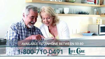 Life Care Services TV Spot, 'Final Expense Insurance' - Thumbnail 3