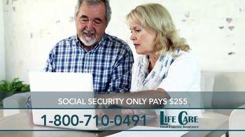 Life Care Services TV Spot, 'Final Expense Insurance' - Thumbnail 5