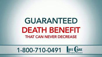 Life Care Services TV Spot, 'Final Expense Insurance' - Thumbnail 6