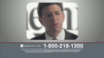 Sokolove Law TV Spot, 'TV Lawyers'