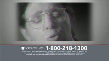 Sokolove Law TV Spot, 'TV Lawyers' - Thumbnail 2
