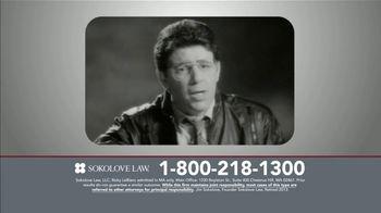 Sokolove Law TV Spot, 'TV Lawyers' - Thumbnail 6