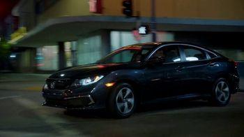 2021 Honda Civic LX TV Spot, 'Turtles' [T2] - Thumbnail 3