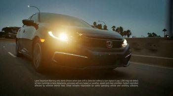 2021 Honda Civic LX TV Spot, 'Turtles' [T2] - Thumbnail 4