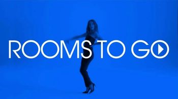 Rooms to Go 30th Anniversary Sale TV Spot, 'Here's to 30 Years' Featuring Julianne Hough - Thumbnail 1