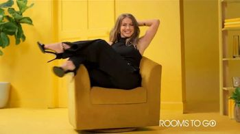 Rooms to Go 30th Anniversary Sale TV Spot, 'Here's to 30 Years' Featuring Julianne Hough - Thumbnail 7
