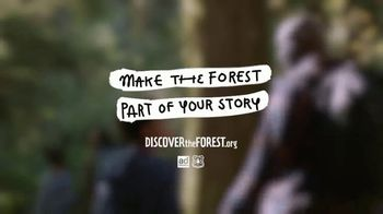US Forest Service TV Spot, 'Be a Kind Tree' - Thumbnail 9