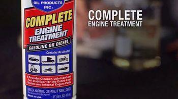 Lucas Oil Complete Engine Treatment TV Spot, 'Better Fuel Burn' - Thumbnail 2